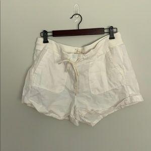 Lou & Grey Linen Shorts